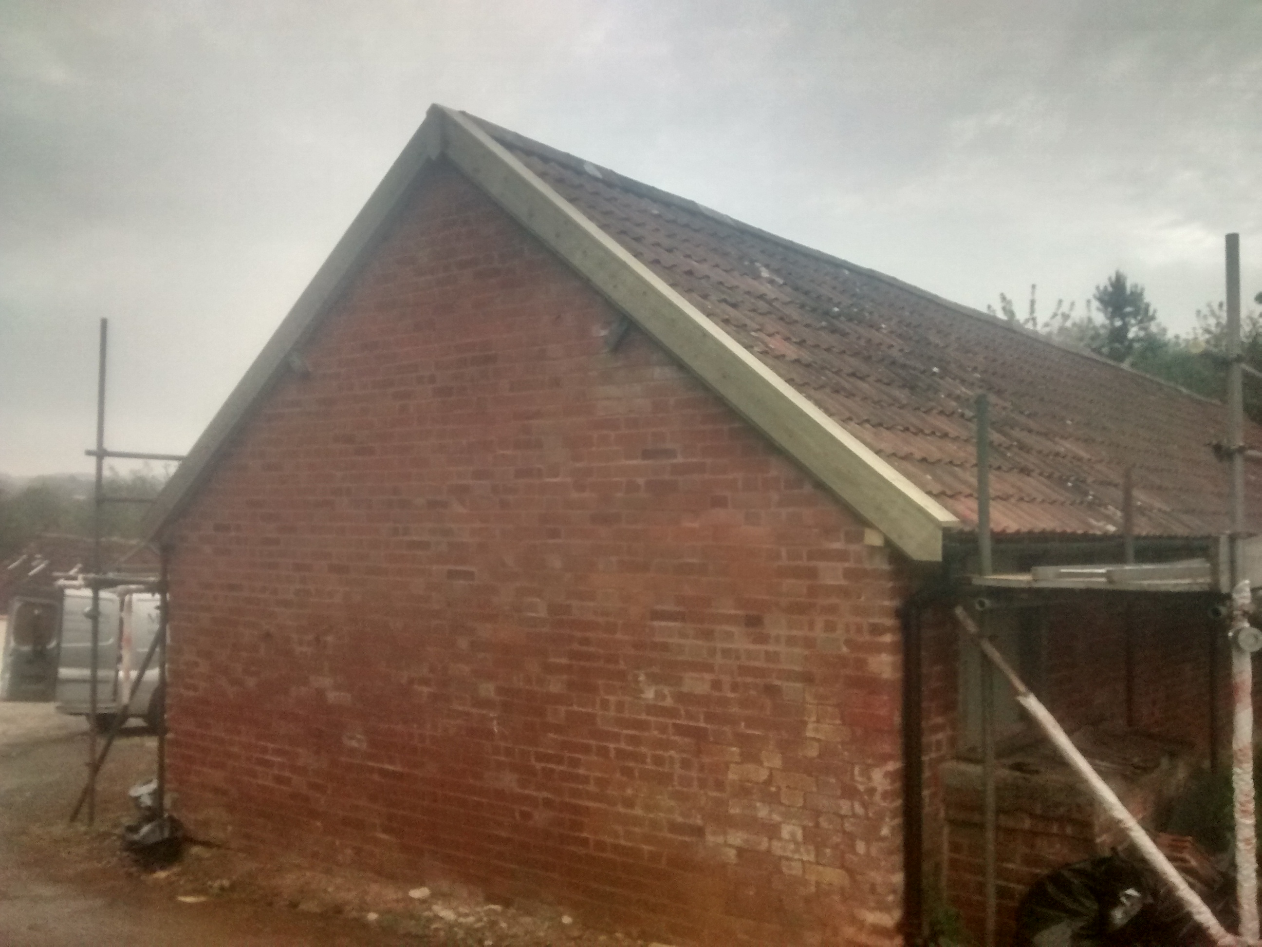Marks Brothers Roofing